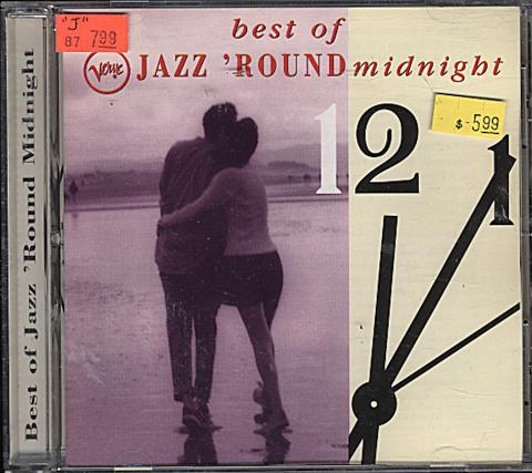 Best Of Jazz 'Round Midnight CD