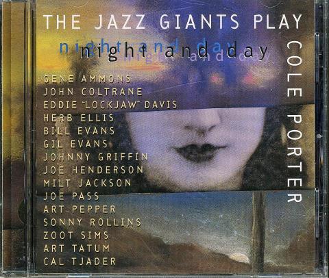 The Jazz Giants Play Cole Porter CD