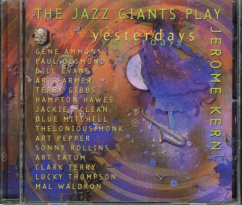 The Jazz Giants Play Jerome Kern CD