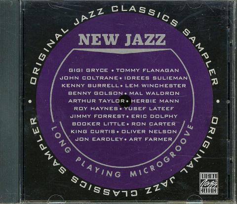 New Jazz: Original Jazz Classics Sampler CD