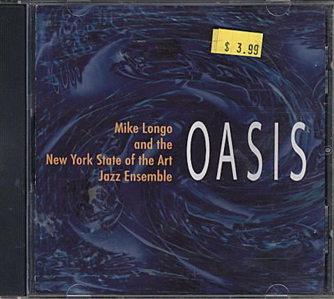 Mike Longo and the New York State of the Art Jazz Ensemble CD