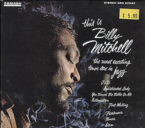 Billy Mitchell CD