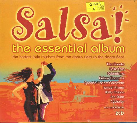 Salsa! The Essential Album CD