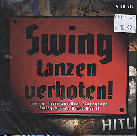 Swing Tanzen Verboten CD
