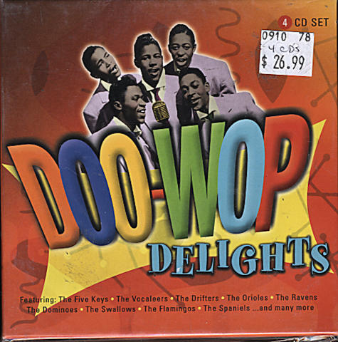 Doo-Wop Delights CD