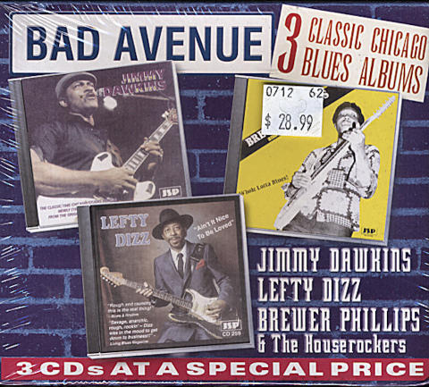 Bad Avenue CD