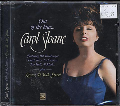 Carol Sloane CD