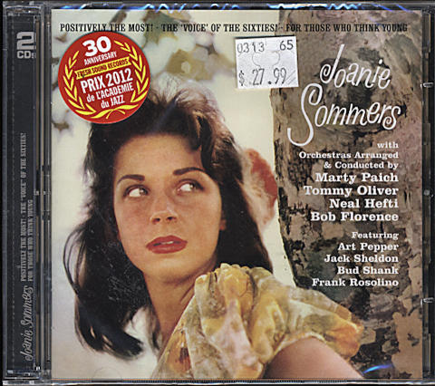 Joanie Sommers CD