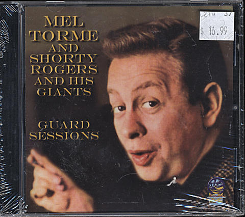 Mel Torme & Shorty Rogers and his Giants CD