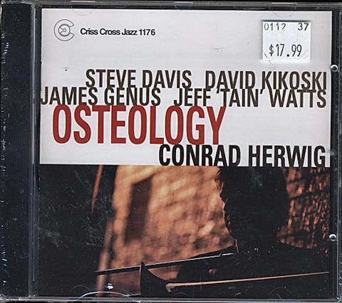 Conrad Herwig Quartet CD