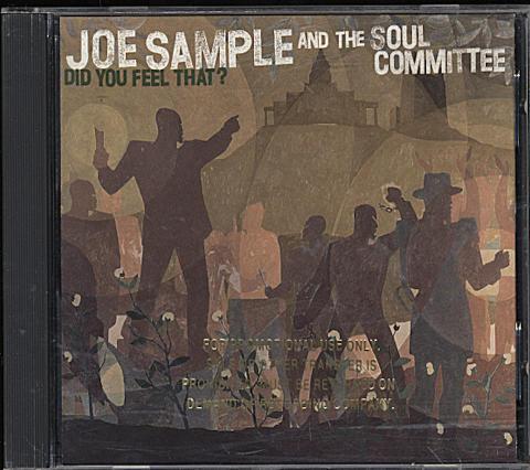 Joe Sample And The Soul Commitee CD