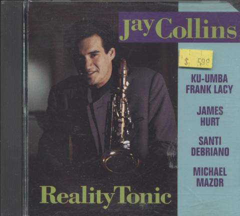 Jay Collins CD