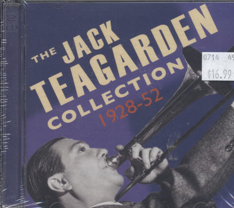 Jack Teagarden CD