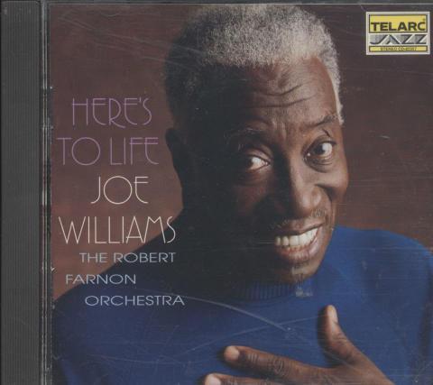 Joe Williams CD