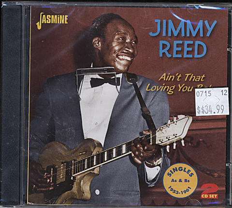 Jimmy Reed CD