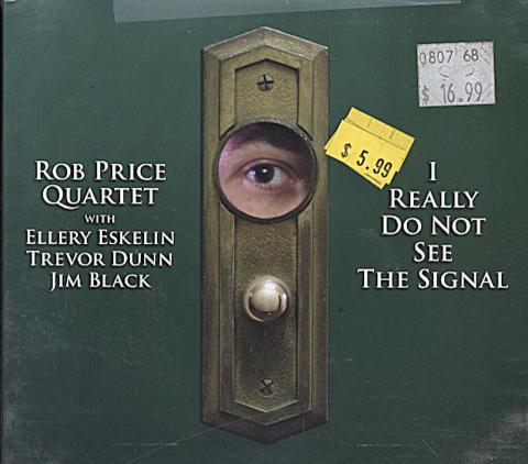 Rob Price Quartet CD