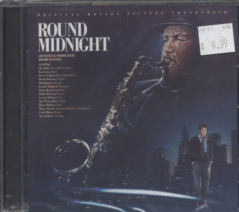 Round Midnight CD