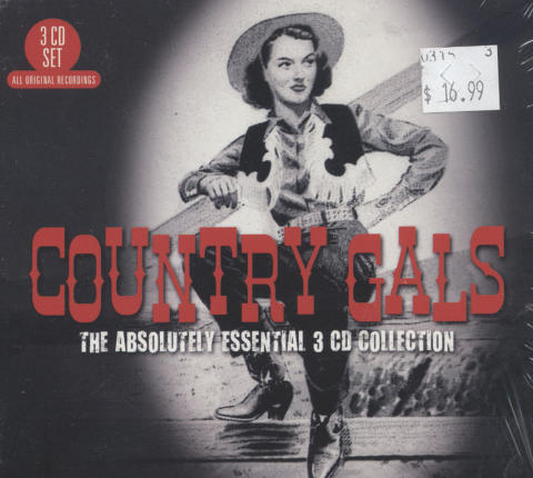 Country Gals CD