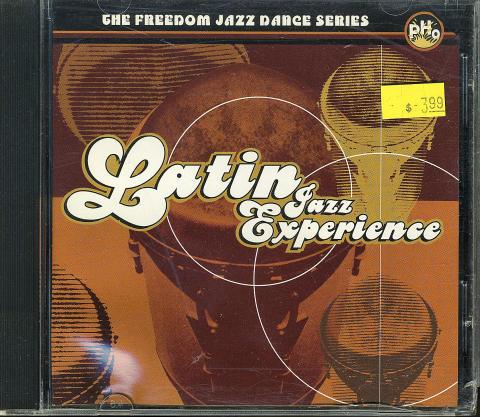 Latin Jazz Experience CD