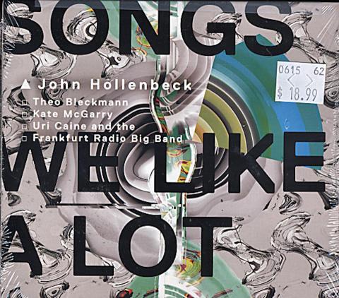 John Hollenbeck CD