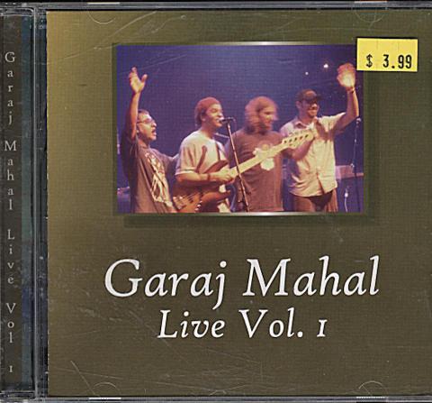 Garaj Mahal CD