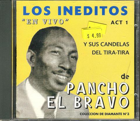 Pancho El Bravo CD