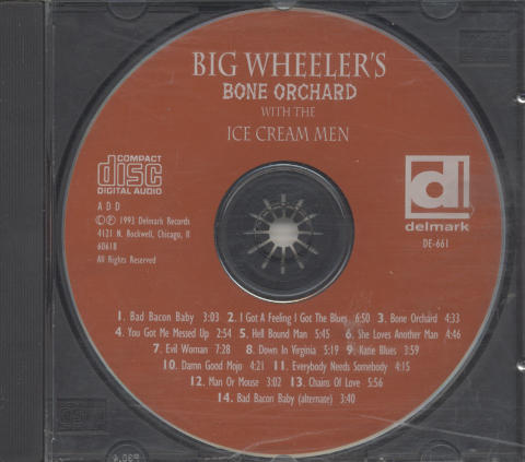 Big Wheeler CD