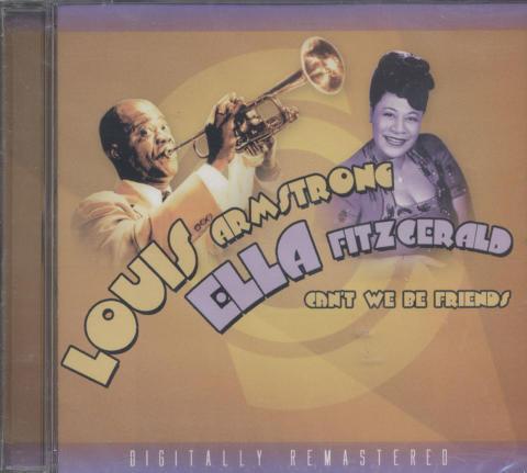 Louis Armstrong & Ella Fitzgerald CD