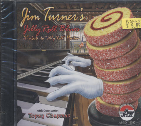 Jim Turner CD