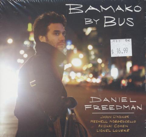 Daniel Freedman CD