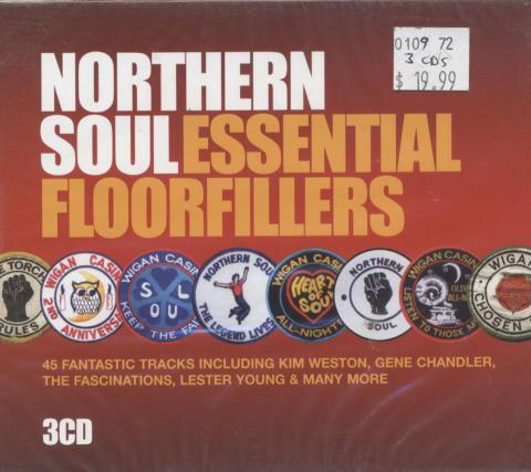 Northern Soul: Essential Floorfillers CD