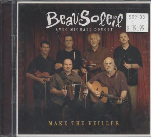Beausoleil CD