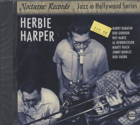 Herbie Harper CD