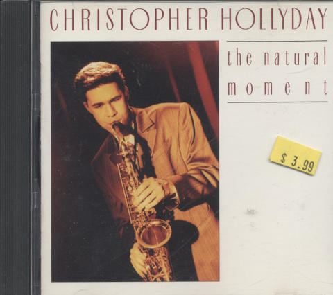 Christopher Hollyday CD
