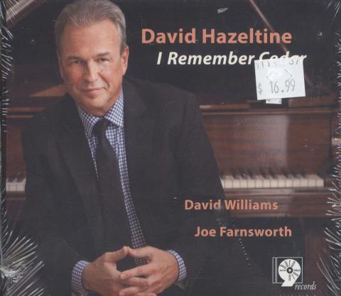 David Hazeltine CD