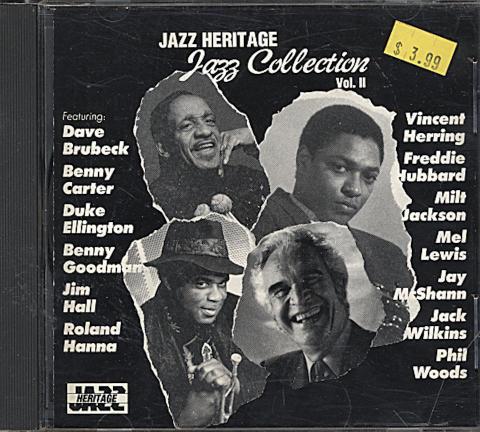 Jazz Heritage: Jazz Collection CD