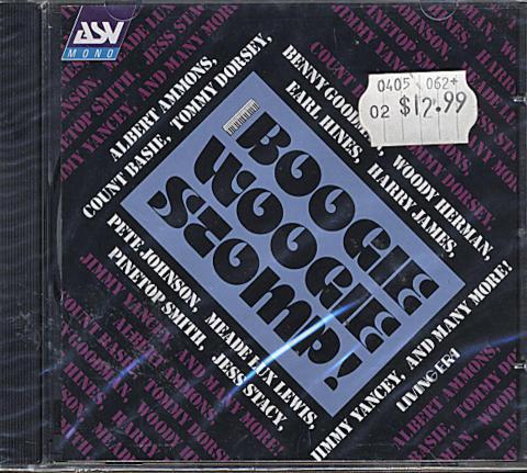 Boogie Woogie Stomp CD