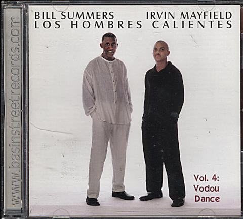 Los Hombres Calientes CD