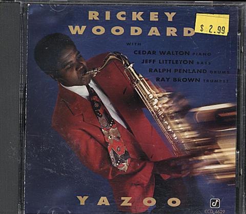 Rickey Woodard CD