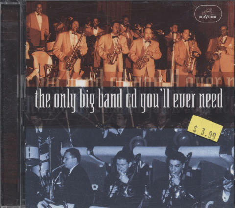 The Only Big Band CD You'll Ever Need CD