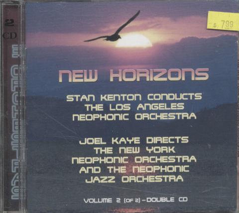 Stan Kenton / The Los Angeles Neophonic Orchestra / Joel Kay / The New York Neophonic Orchestra / The Neophonic Jazz Orchestra CD