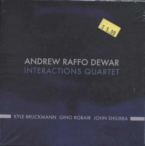 Andrew Raffo Dewar CD