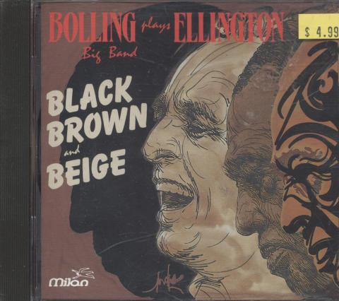 Claude Bolling Big Band CD