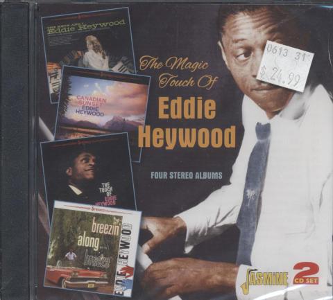 Eddie Heywood CD