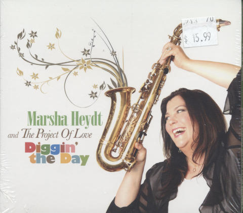 Marsha Heydt and the Project of Love CD