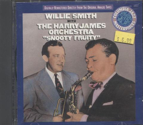 Willie Smith CD