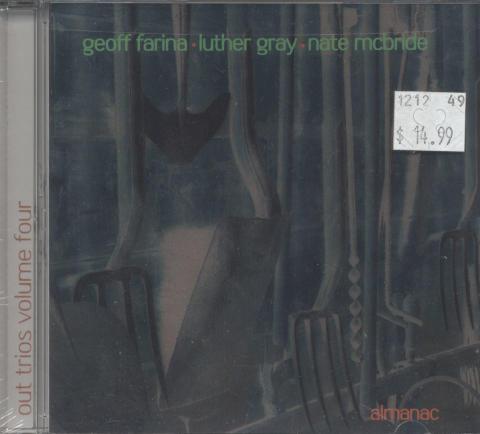 Farina / Gray / Mcbride CD