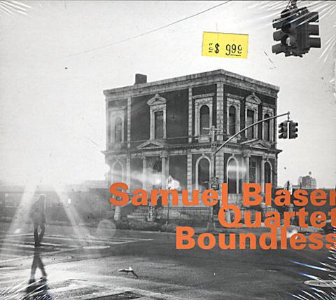 Samuel Blaser Quartet CD