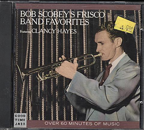 Bob Scobey's Frisco Band CD