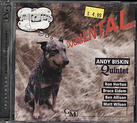 Andy Biskin Quintet CD